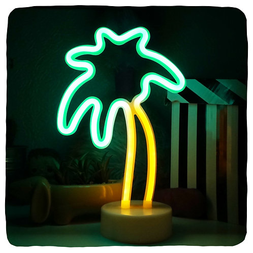 Palm Tree Neon Lamp