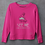 Thumbnail: See Me Ocean Front Walk Crewneck Sweatshirt