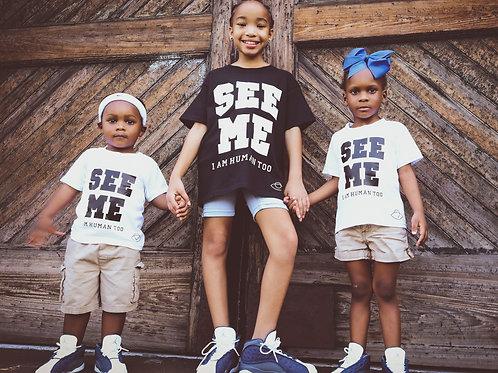 """Kids See Me """"Basic Tee"""""""