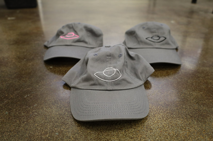 Basic EyESeE Embroidered Logo Dad Hat