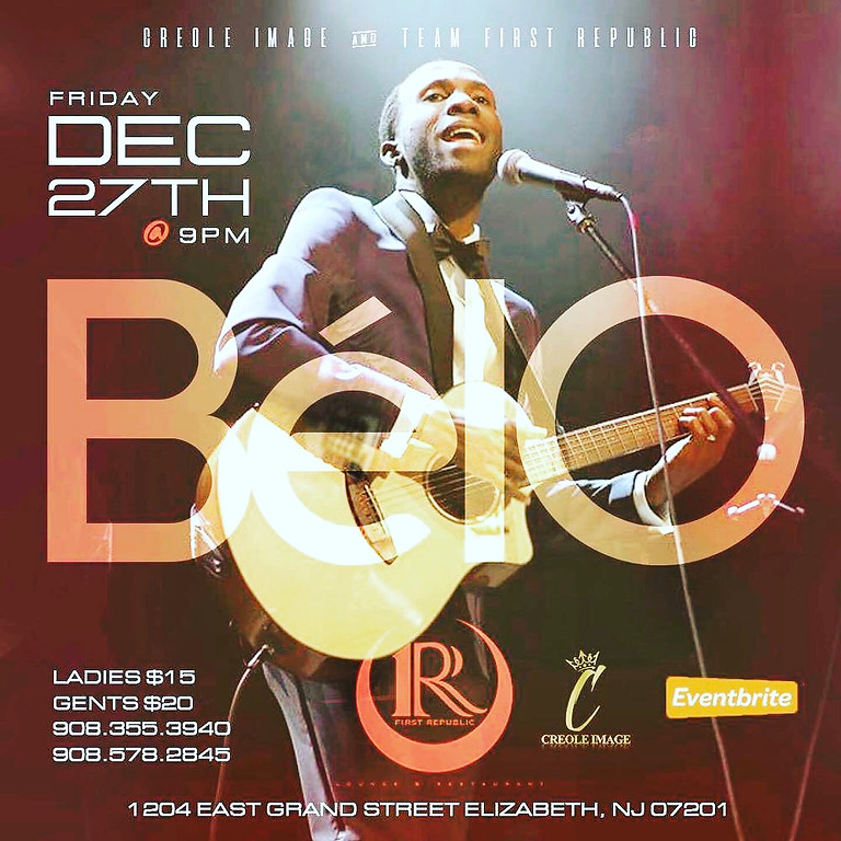 FIRST REPUBLIC UNPLUGGED featuring BELO