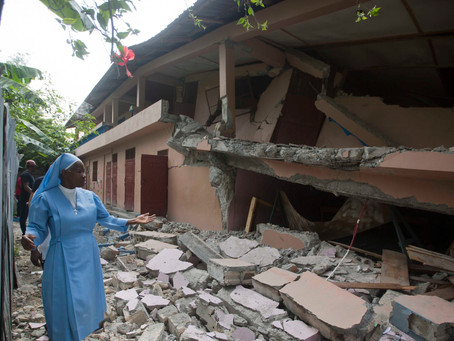 HAITI EARTHQUAKE 2018: Kills at least a dozen, injures almost 200 as aftershocks continue