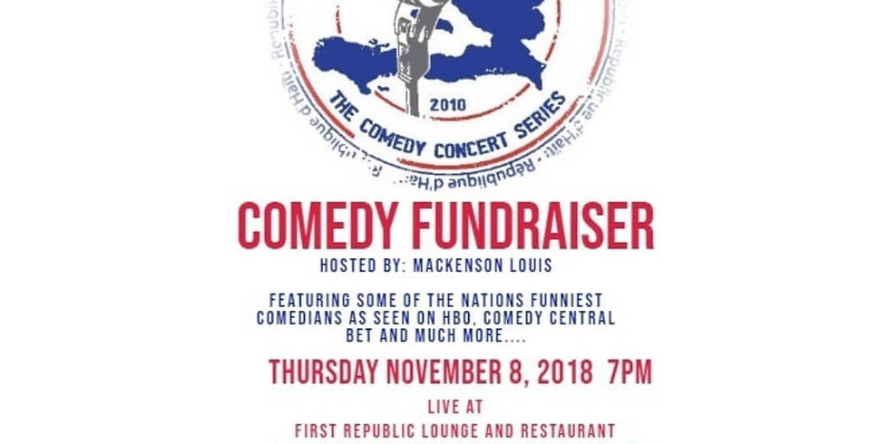 STAND FOR HAITI BENEFIT COMEDY SHOW