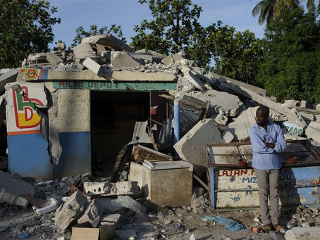 Money and medicine needed for Haiti relief operation, says leader of NJ aid group