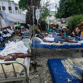 Opinion: Haiti's earthquake is the latest insult on top of too many injuries
