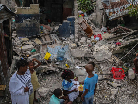HAITI EARTHQUAKE: On day 2, death toll rises as rescue effort mobilized