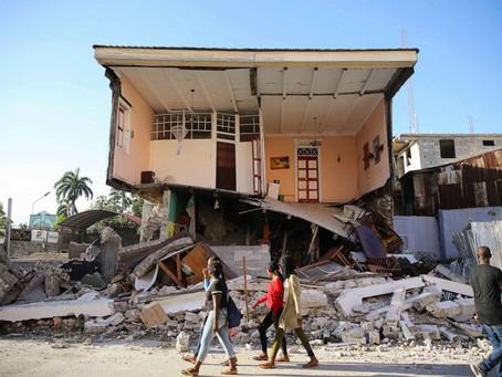 Haiti Disaster Relief 2021 Memo