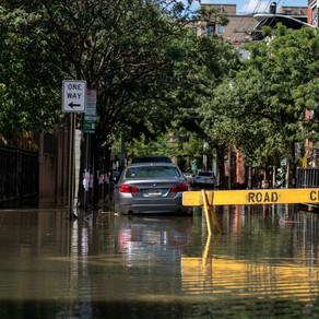 Hurricane Ida Clean-Up Efforts