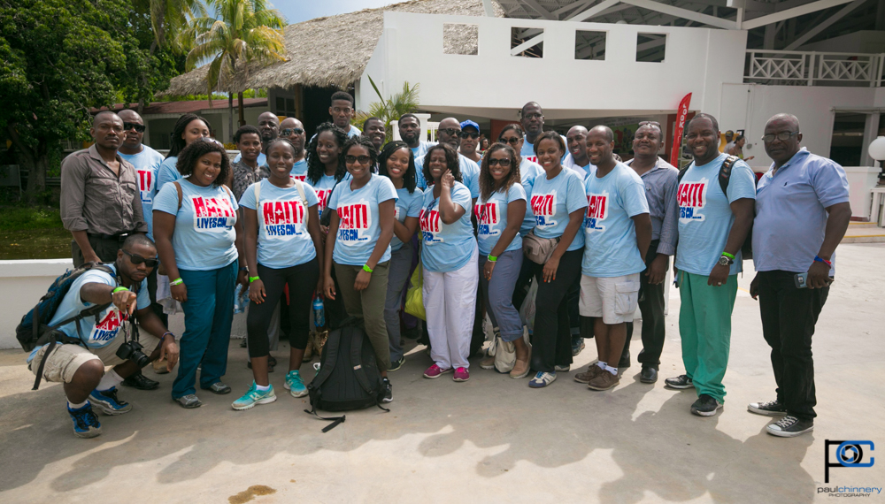 Nj 4 Haiti 2016 Team