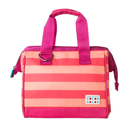 Croma Lunch Box Handbag Magenta
