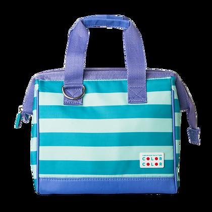 Croma Lunch Box Handbag Violet