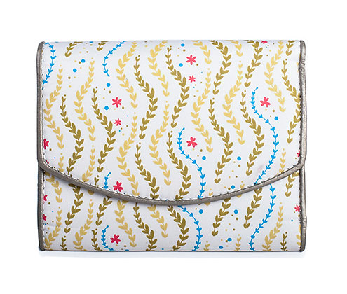 White purse  by Vanessa Boulton