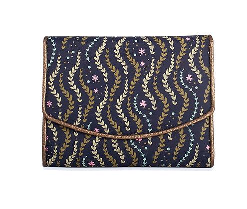 Blue purse by Vanessa Boulton