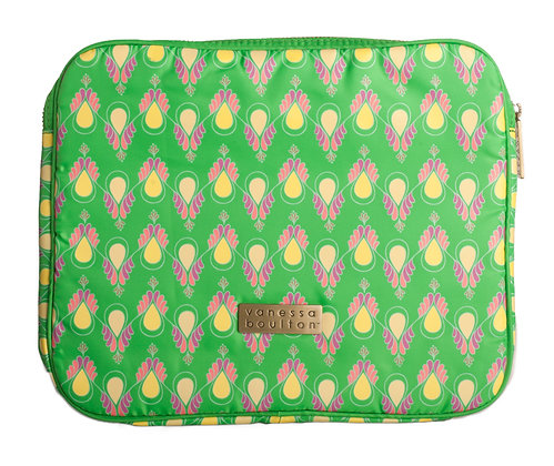 Green case for tablet