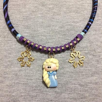 Elsa Necklace with Pendants (Frozen)
