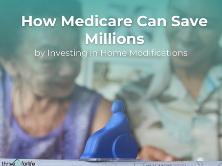 How Medicare Can Save Millions by Investing in Home Modifications