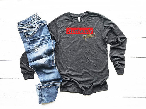 Authentic Equestrian short sleeve, long sleeve and hoodie