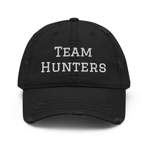 Team Hunters Distressed Dad Hat