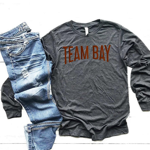 Team Bay Long Sleeve Shirt