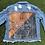 Thumbnail: The Charlotte cropped jean jacket SIZE MEDIUM