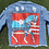 Thumbnail: The Charlotte cropped jean jacket SIZE LARGE