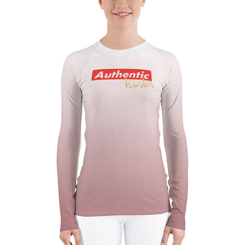 Authentic Hunter Rose Baselayer