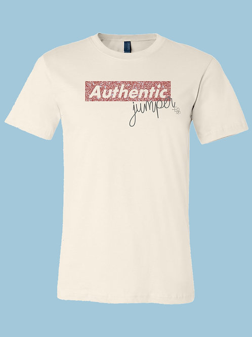 Authentic Jumper short sleeve and long sleeve