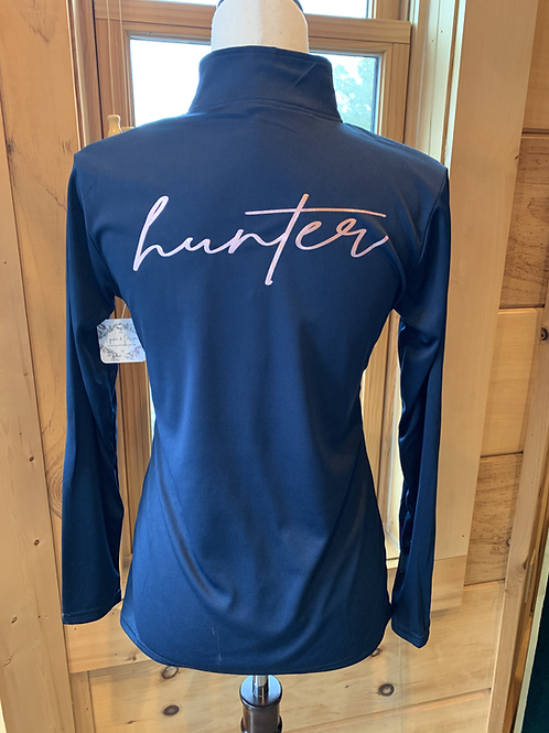 Hunter 1/4 Zip -new 2021 version