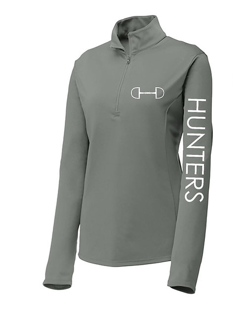 Hunters 1/4 Zip Performance Long Sleeve