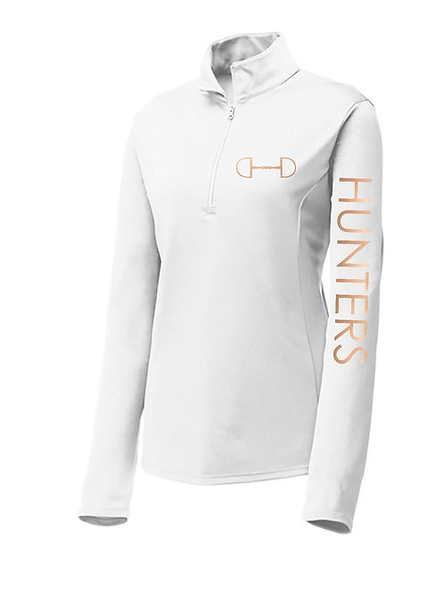 Hunters 1/4 Zip Performance Long Sleeve
