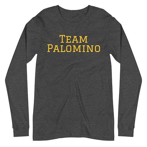 Team Palomino Unisex Long Sleeve Tee