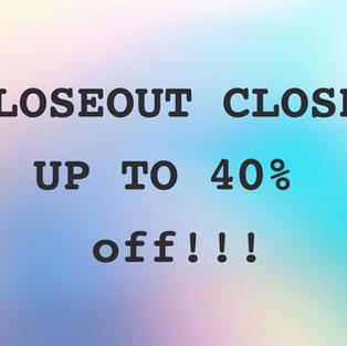 Closeout Closet