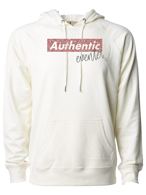 Authentic Eventer Glitter Hoodie