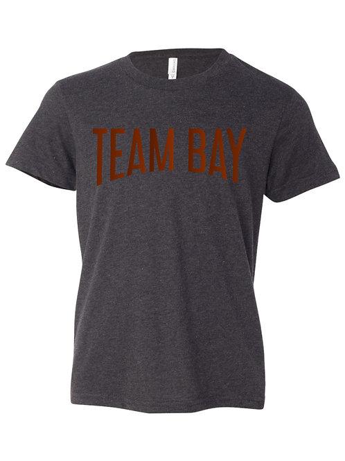 Youth Team Bay short sleeve, long sleeve & hoodie