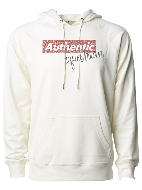 Authentic Equestrian Glitter Hoodie