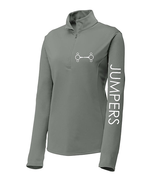 Jumpers 1/4 Zip Performance Long Sleeve