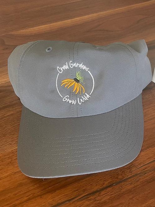 Grow Wild Hat - Grey