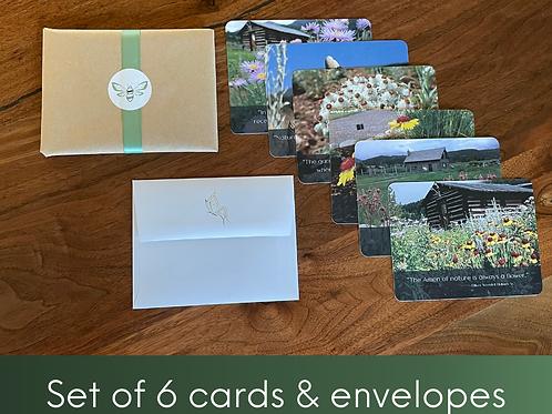 Crail Garden Notecards