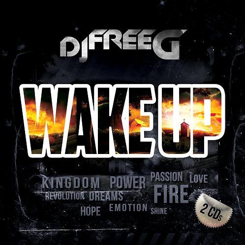 FreeG - Wake Up (2CD)