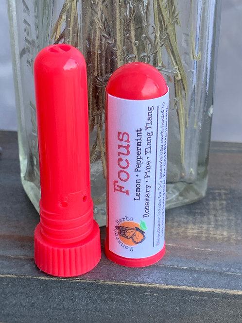 Focus Aromatherapy Inhaler - Brain Boost