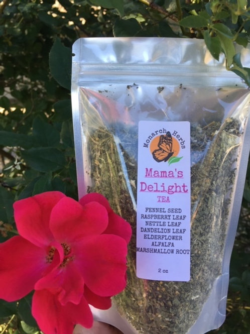 Mama's Delight - Lactation Support