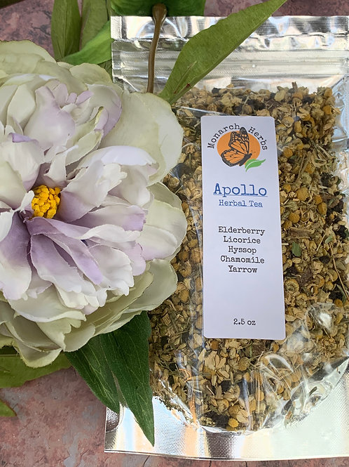 Apollo Tea - Cold & Flu