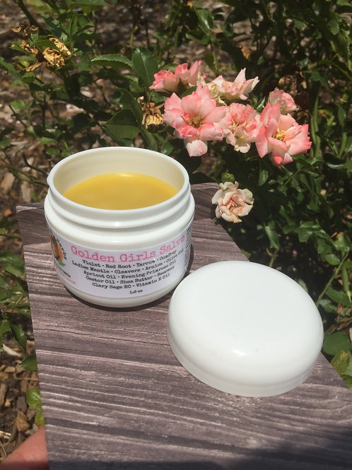 Golden Girls Salve - Lump Reducing