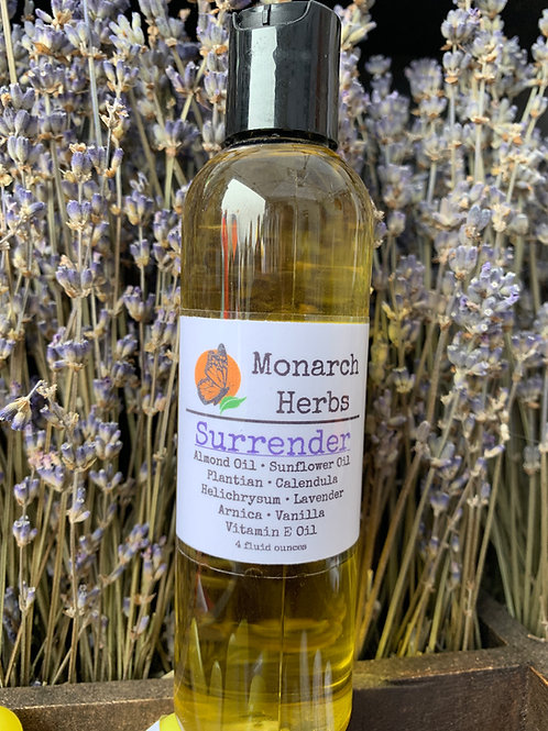 Surrender Oil - Massage Oil