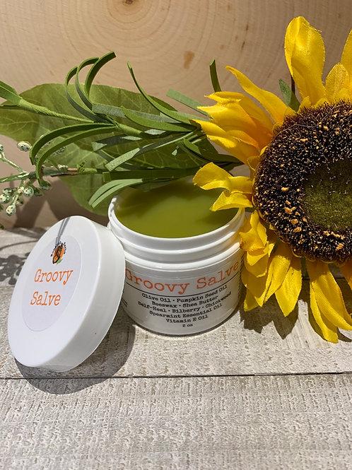Groovy Salve - Stretch Marks/ Skin Blemishes
