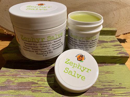 Zephyr Salve - Sinus Clearing