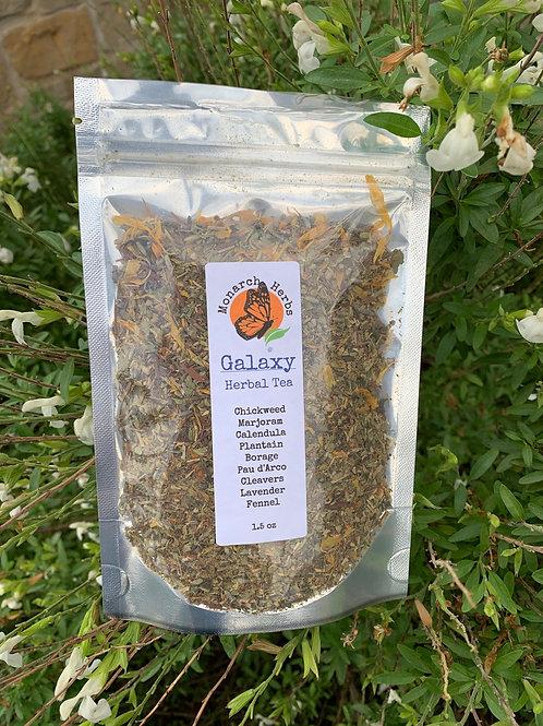 Galaxy Tea - Digestion