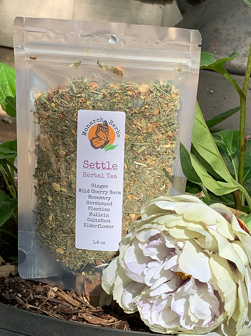 Settle Tea - Respiratory