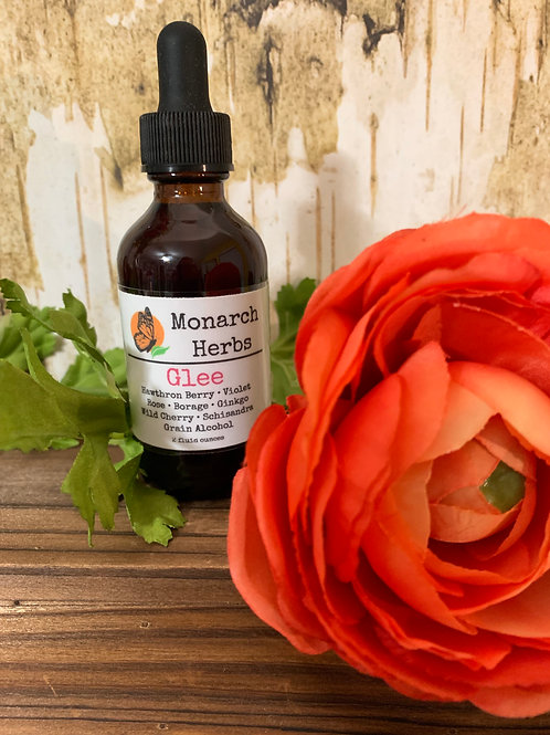 Glee Tincture - Heart Tonic