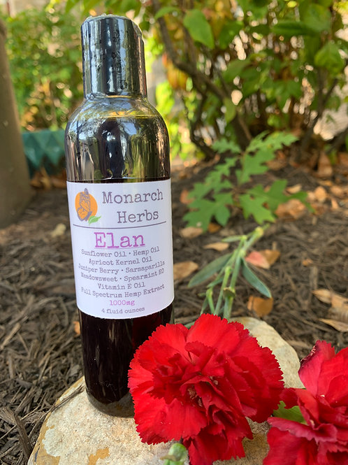 Elan - CBD Massage Oil
